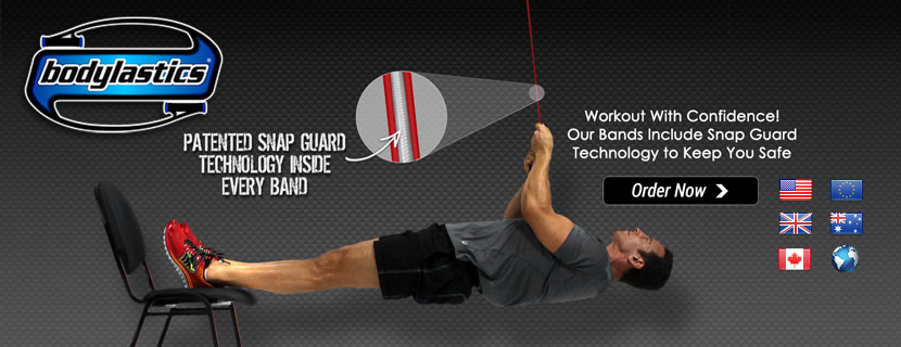 New Bodylastics GDS Anti-Snap technology